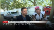 SO City - Le cirque Pinder