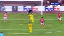 1-0 Nemanja Radonjić Goal FK Crvena Zvezda 1-0 BATE Borisov - 14.09.2017
