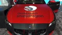 Salone Francoforte, Qualcomm guarda ad auto elettriche e autonome