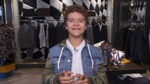 'Stranger Things' Star Gaten Matarazzo Shops for the Perfect Emmys Outfit
