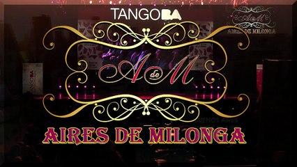 Mundial de Tango 2017, Final Escenario, Alan Blascovich, Camila Delphim