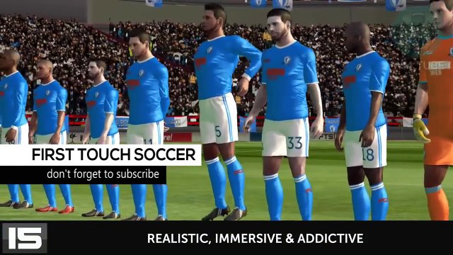 Top 5 BEST HD Football Games Android with High Graphics