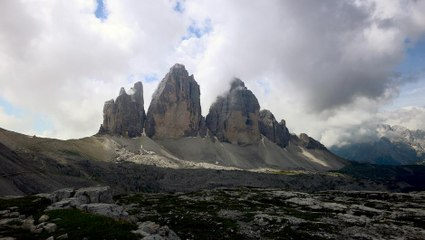 Les Dolomites, sommets de légende