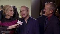 Bob Odenkirk, Rhea Seehorn, Patrick Fabian Talk 'Better Call Saul' | Emmy Nominees Night 2017