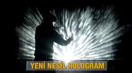 Yeni nesil hologram