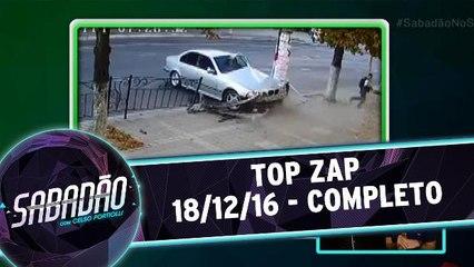 Top Zap - 18.12.16 - Completo