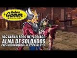 Los Caballeros del Zodiaco: Alma De Soldados - Recorriendo las 12 casas 4ta parte
