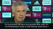 Bayern - Ancelotti promet une grande fête pour ses détracteurs