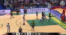 Afrobasket : Youssou Ndoye brise le panier sur un dunk !