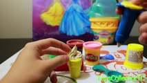 ᴴᴰ Play Doh Frozen iCE CREAM Playsets Barbie Princess Peppa Pig Toys ★ ToysCollectorTC