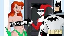 Top 6 Dirty Jokes in Batman: The Animated Series Cartoons