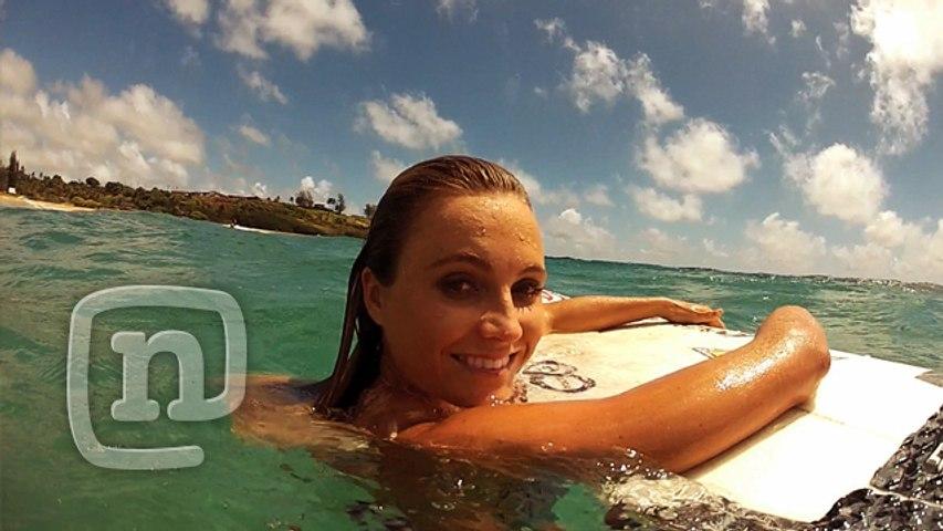 Alana Blanchard Surfing, Yoga, & Jiu-Jitsu: Alana Surfer Girl, Ep 4