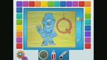 ELMO LOVES ABCs! Letter Q / App Elmo Calls / Sesame Street Learning Games for Kids