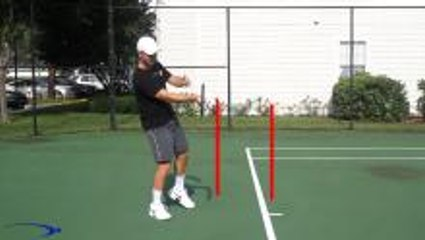 Hitting With Power While Falling Back
