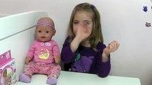 Bébé née création Indonésie avec hannahs püppi alimenté réelle nourriture poupée |