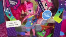 MLP Pajama Party 2: Pinkie Pie & Gummy Snap Equestria Girls: My Little Pony Toy Review/Parody/Spoof