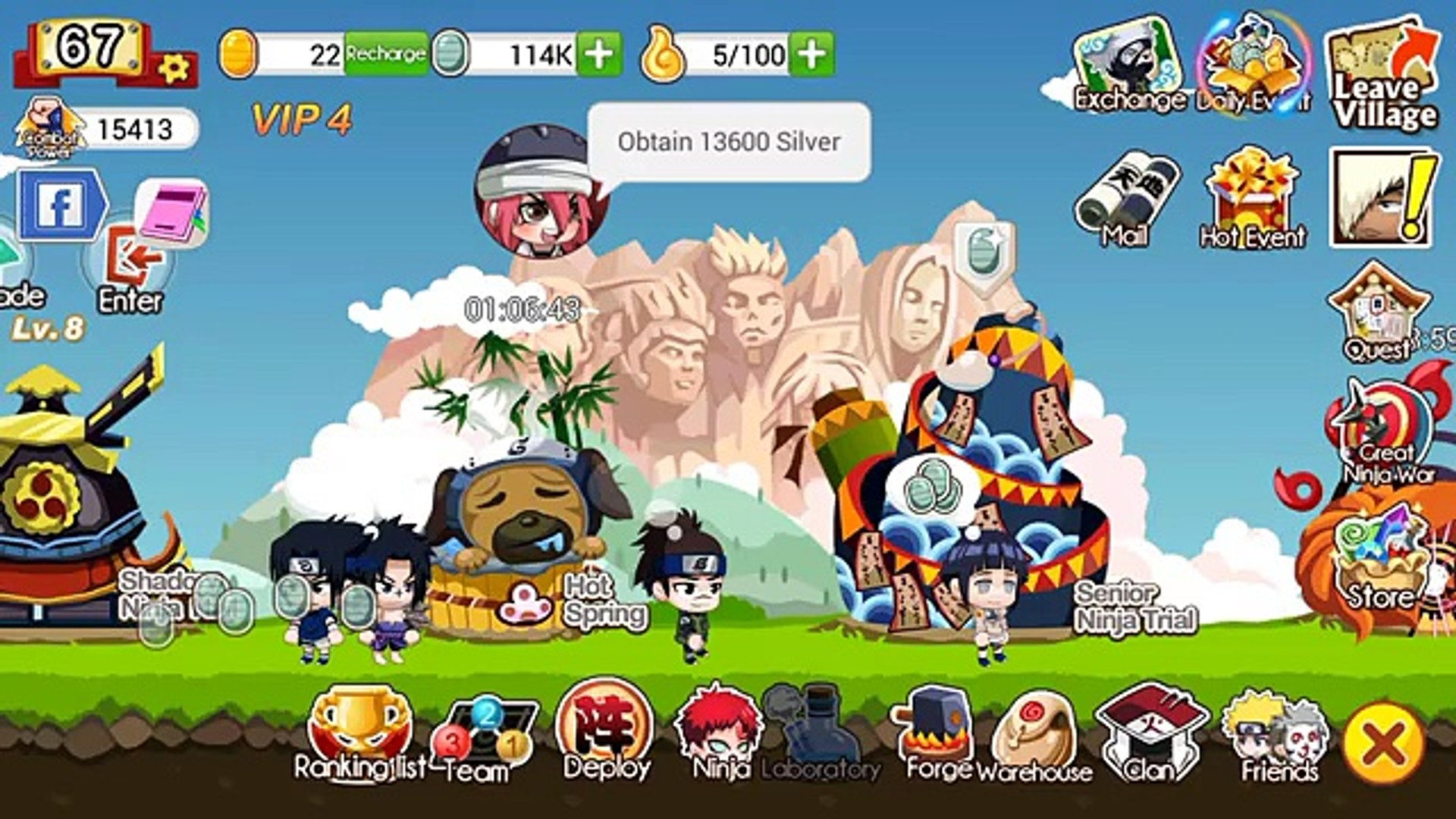 Heroes Legend How To Get A Ss Ninja And Items 2016 Video Dailymotion