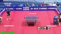 Jan-Ove Waldner vs Joo Se Hyuk (2016 World Champion Challenge)