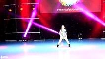 Elena - 1st Place Hip Hop Solo Kids - Dance Fest Novi Sad 2014 - AQUA