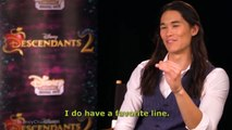 Descendants 2 - Booboo Stewart Favorite Scene