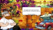 La plantes contre des morts-vivants 2 Partie 17 Jurasico marais espagnol