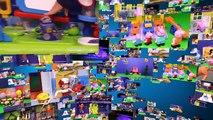 PJ MASKS DISNEY JR Doctor Dentist Captain Hook Kidnaps Owlette Funny Toy Video