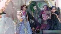 Descendance poupées Robes pour mariage poupées robes de mariées mal maléfique le jour psych