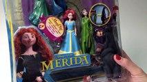 Disney Princess Merida Story Gift Set Magiclip Dolls Disney Princess Dolls Brave Toys