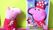 Heure du coucher cas porc jouets pour Peppa cas coucher Peppa Peppa