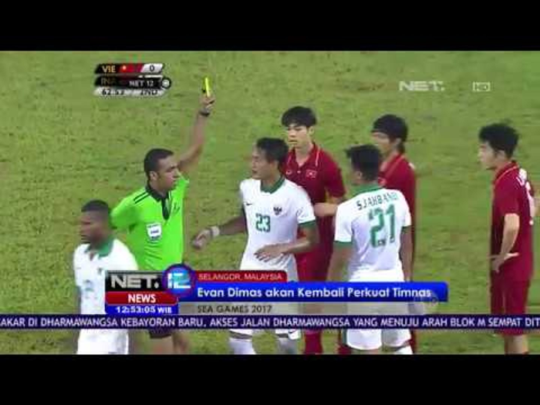Tim Garuda Muda Wajib Menang Lawan Kamboja - NET12