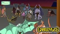 Ces dessins animés-là qui méritent qu'on s'en souvienne - 64 - Gargoyles, les anges de la nuit