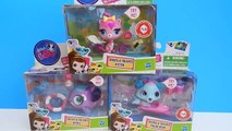 Littlest Pet Shop Tricks and Talents Kitty Polar Bear and Whale