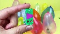 Balle ballon des voitures défi Oeuf géant énorme dans fosse piscine jouet jouets Pop surprise kinder disney