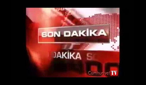 Yandaş kanalda spikere sahte uçak kazası şakası