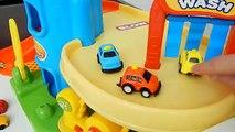 Course enfants pour machines dessins animés dessins animés pro série ville machines taxis 121 MIRG