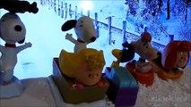 Snoopy e Charlie Brown em Corrida na Neve! Brinquedos do McDonald´s! Peanuts O Filme!