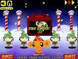 Мультик игра Счастливая обезьянка: Эльфы (Monkey Go Happy Elves)