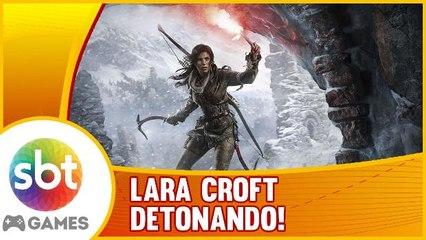Rise of the TOMB RAIDER - Essa Lara é O CARA!