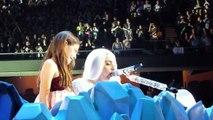 Lady Gaga's LittleMonsters singing Gypsy for Gaga