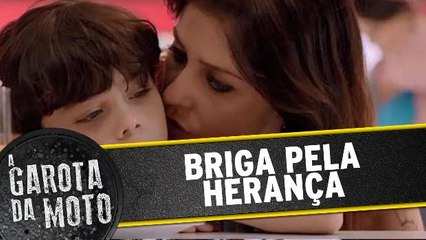 Bernarda quer a herança do marido