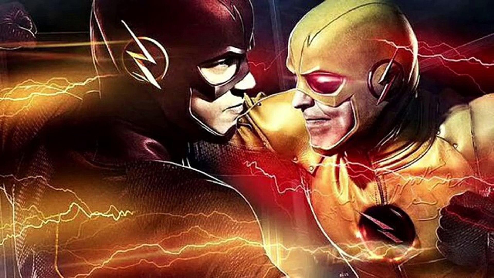Barry Brings Back Reverse Flash To Help Defeat Savitar Teaser