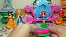 Robes mode mode jouer Princesse disney disney DOH MagiClip créer des robes de bal princesse p