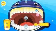 Et bébé brossage amusement amusement des habitudes Apprendre mon de de les dents brosse à dents Panda techniques educat