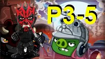 Angry Birds Star Wars 2 P3-5 To P3-9 P3-S1 P3-S2 Bonus Box Treasure Map Battle of Naboo