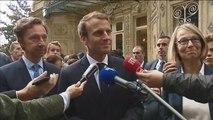 Stéphane Bern missionné par Macron pour sauver le patrimoine en péril - 16/09/2017