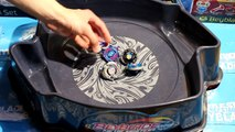 Beyblade 5 Way Pegasus Battle! Samurai vs Cosmic vs Galaxy vs Storm vs Pegasus!