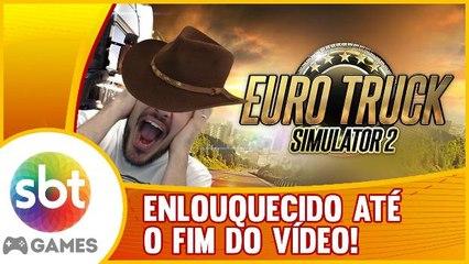 Euro Truck Simulator 2 - ENTREGAS, E3 2015, SERTANEJO e LOUCURAS!