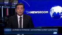 Journées du patrimoine : Macron charge Stéphane Bern d'une mission sur le patrimoine