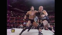Steve Austin (c) vs the Rock - WWF In Your House - Degeneration X.