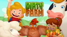 Fun Animals Care Farm Animals Farm Works Cleaning Bath And Feed Farm Animals Kids Games